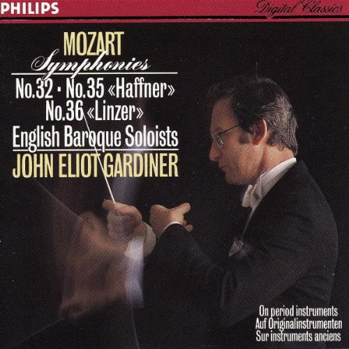 mozart symphonies gardiner - 2