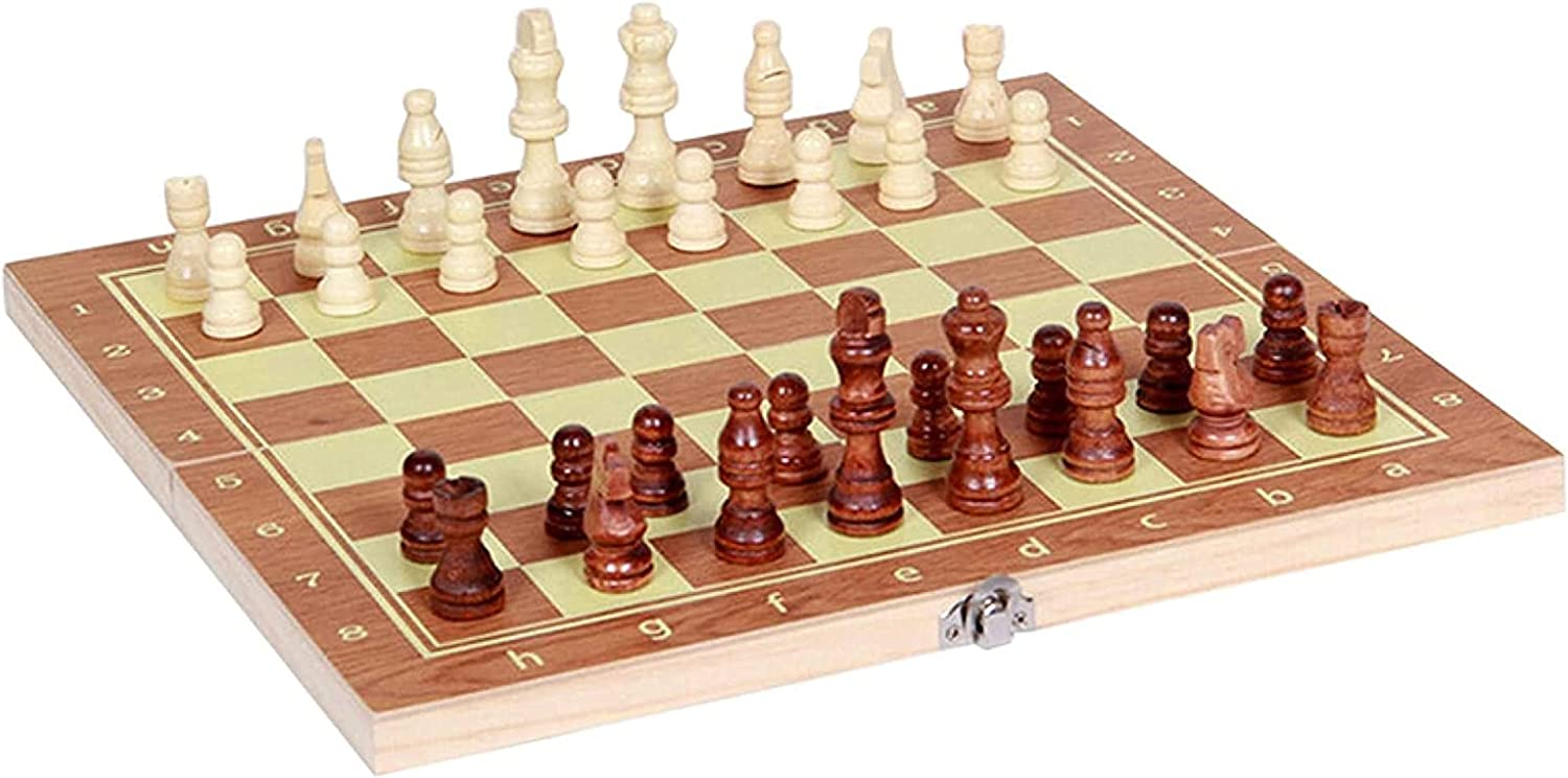 MTCWD Popular standard Magnetic Chess Set Board Game C Oklahoma City Mall Portable