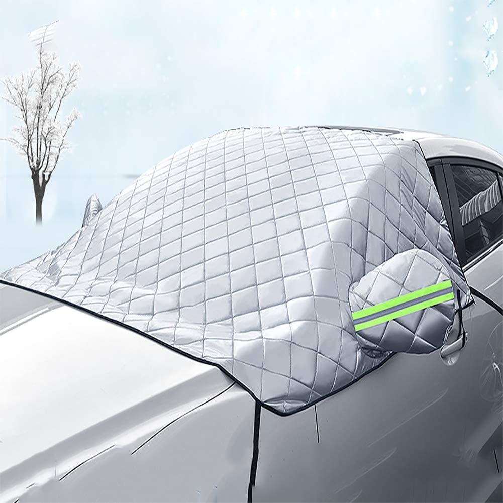 JINGBO Windshield Cover Universal 1PCS All Daily bargain sale Cheap SALE Start Weather Thicken Sunsc