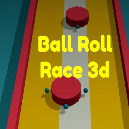 Ball Roll Race 3d