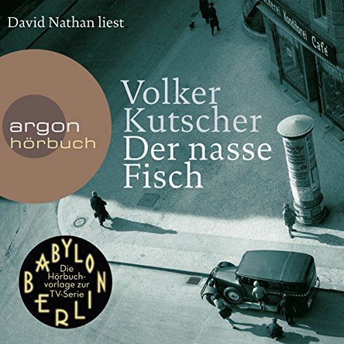 Der nasse Fisch audiobook cover art
