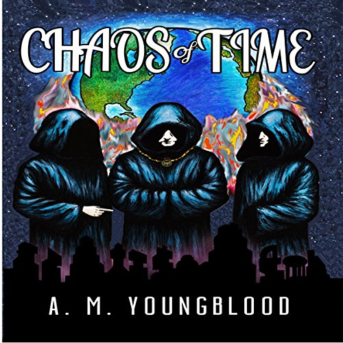 The Chaos of Time audiobook cover art