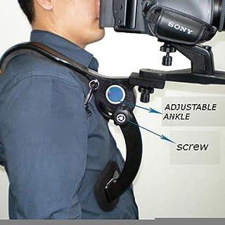 Ozone Hand-Free Shoulder Mount Stabilizer Support Pad for Video Camera DV/DC Camcorder HD DSLR