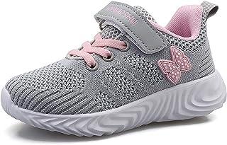 Hoylson Zapatillas y Deportivas de Deporte para Niños Bambas Niña Cómodas Ligeras Zapatos