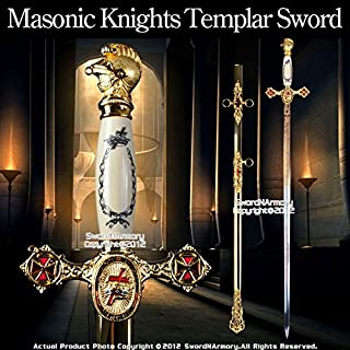 knights templar sword case