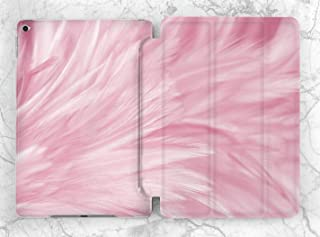 Bright Pink Watercolor Marble Case For Apple iPad Mini 1 2 3 4 5 iPad Air 2 3 iPad Pro 9.7 10.5 11 12.9 inch iPad 9.7 inch 2017 2018 2019