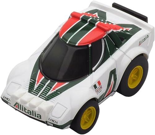 genuina alta calidad Choro Q cero Z-30a rally de Lancia Lancia Lancia Stratos  mejor opcion