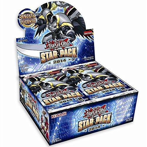 Yu-Gi-Oh! Star Pack 2014 Box completo da 50 bustine in italiano