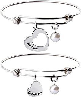 mother daughter bracelet set