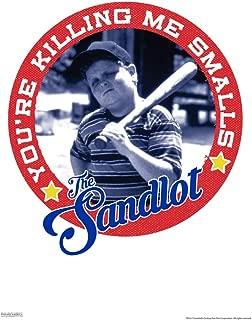 Pyramid America The Sandlot Movie Youre Killing Me Smalls Funny Quote Baseball Bat Sports Film Classic Cool Wall Decor Art Print Poster 12x18