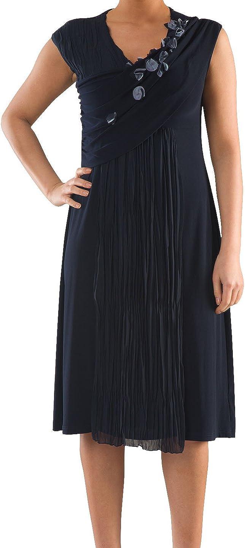 La Mouette Women's Plus Size Sassy Great Sale Special Price interest Cocktail - Jersey Dress Avail