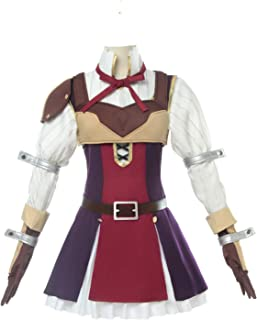 Raphtalia Cosplay Costume The Rising of The Shield Japanese Anime Costume Dress for Women Girls