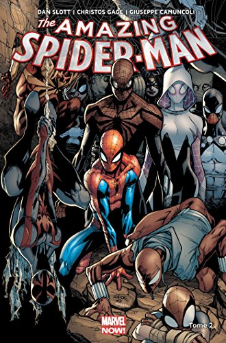 THE AMAZING SPIDER-MAN MARVEL NOW T02