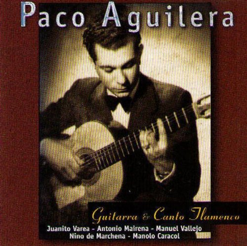 Paco Aguilera Guitarrista Flamenco