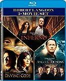 Robert Langdon: 3-Movie Set Blu-ray