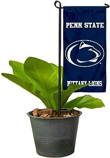 Penn State Nittany Lions Mini Garden and Flower Pot Flag Topper