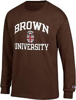 NCAA Men's Team Color Long Sleeve Shirt Arch