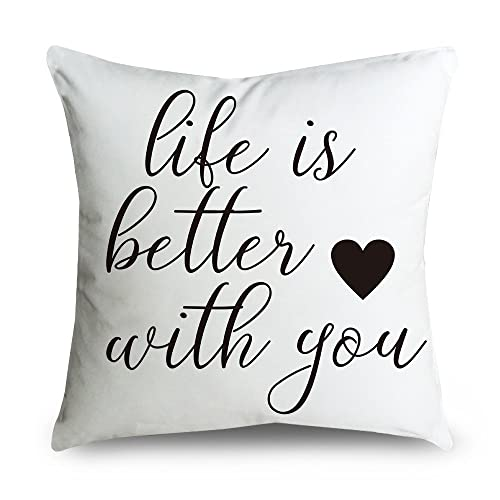Pillows With Words Amazon Com