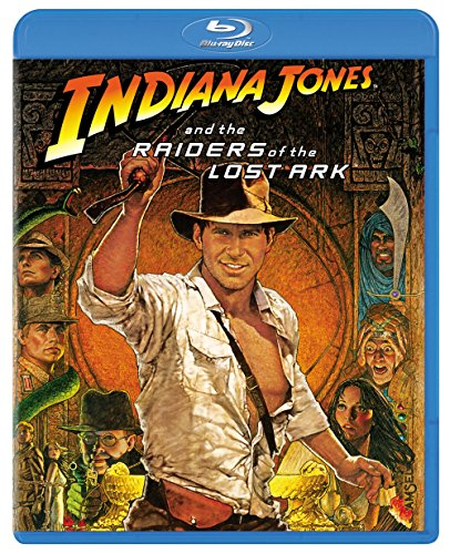 Indiana Jones and the Kingdom of the Crystal Skull Ray Dozen A Lost Arc (Ark) [Blu-ray]