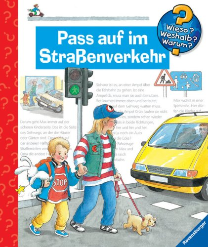 Ravensburger 02435 WWW Pass auf im Strassenverkehr