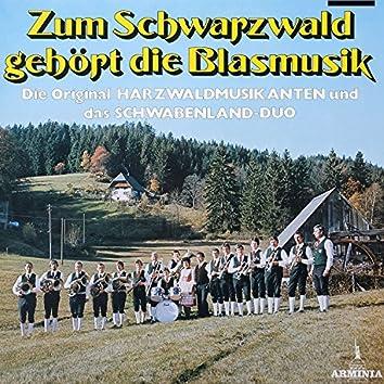 Zum Schwarzwald gehört die Blasmusik