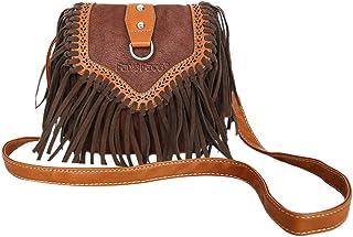 5fbb79ab1671 Amazon.com: Suede - Crossbody Bags / Handbags & Wallets: Clothing ...