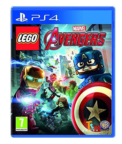 Lego Marvel Avengers pour PS4 (New)