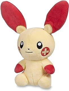 Pokémon Center: Sitting Cuties Plusle Poké Plush, 6 Inch