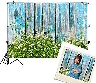 Funnytree Fotohintergrund Ostereier Vogel Weiß Ziegelwand Fotohintergrund Fotoshootings, Stil 2, Thin Vinyl 7'5'/5'7'