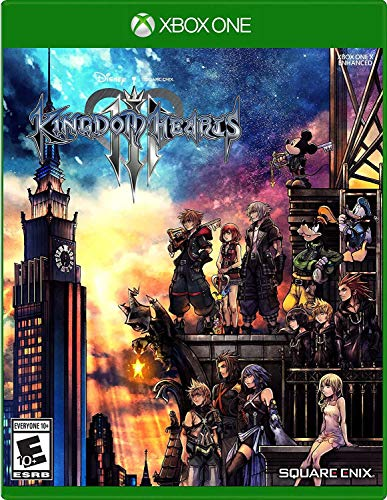 Our #5 Pick is the Kingdom Hearts III Xbox One Game