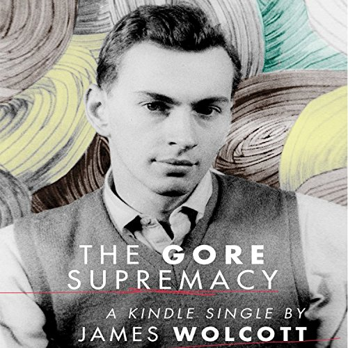 The Gore Supremacy audiobook cover art