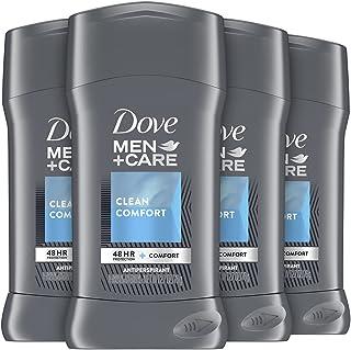 Dove Men + Doped Anti-Perspirant Stick، Comfort Clean Comfort، 2.7 اونس 4 سانتیمتر (بسته بندی ممکن است متفاوت باشد)