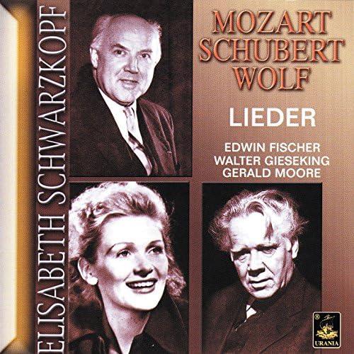 Elisabeth Schwarzkopf, Edwin Fischer & Walter Gieseking