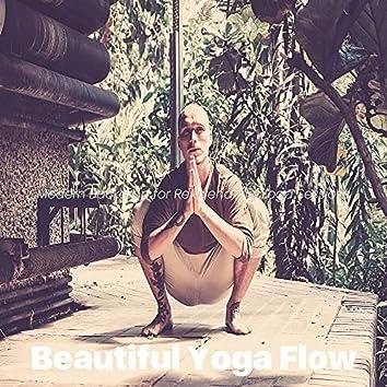 Modern Backdrop for Rejuvenating Yoga Sessions