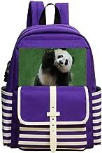 Small School Daypack For Kindergarten Unisex Kid,Print Panda In China,Purple