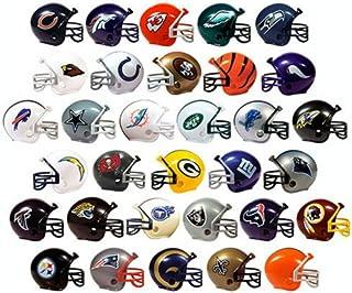 """NFL FOOTBALL SET of 32 TEAM 2"""" VENDING HELMETS – NFL Football Team 2"""".."""