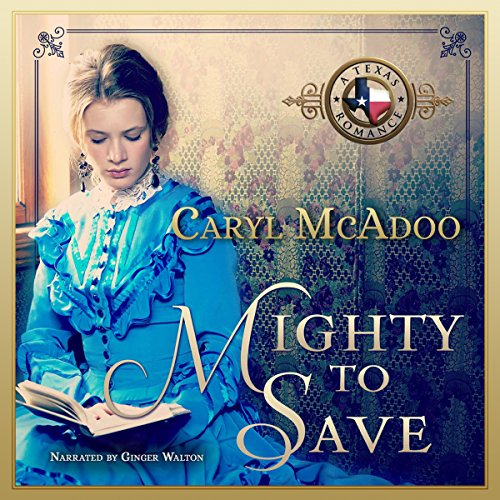 Mighty to Save audiobook cover art