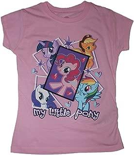 My Little Pony Girls T-Shirt 4-6x