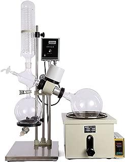HNZXIB Laboratory 5L Rotary Evaporator Vacuum Decompression Extraction Distiller Machine (220V)