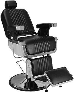 MAREEYA SHOP Adjusted All Purpose Recline Hydraulic Barber Chair Heavy Duty Salon Spa Styling