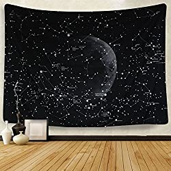 constellation boho tapestry
