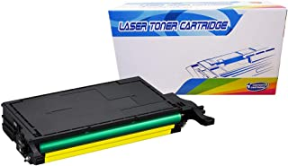 Inktoneram Compatible Toner Cartridge Replacement for Samsung CLP620 CLP-620 CLP670 CLP-670 CLT-508L 508L CLX-6220FX CLX-6250FX CLP-670ND CLP-670N CLP-620ND CLT-Y508L (Yellow)