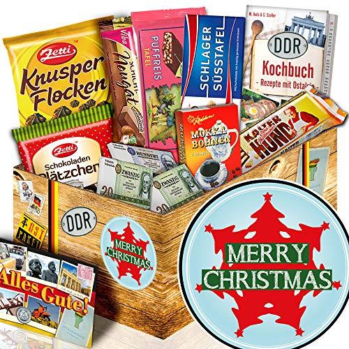 Weihnachtsbaum / Geschenkidee Weihnachten / Ost - Set Schokolade