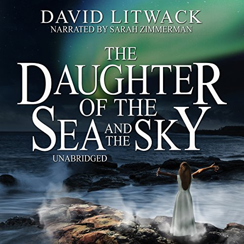 The Daughter of the Sea and the Sky  By  cover art