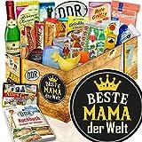 Beste Mama der Welt / 24er Geschenkbox DDR / Geburtstags Geschenke