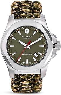 Victorinox I.N.O.X. Paracord Orologio al quarzo acciaio inossidabile