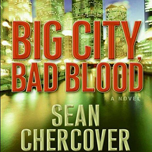 Big City, Bad Blood audiobook cover art