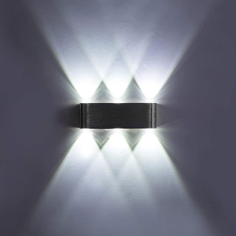 Lamps Beleuchtung, modernes minimalistisches Wandlicht, einfaches geführtes Aluminiumschlafzimmer-Nachttisch-Wohnzimmer-Treppenhaus-Weilicht-Technik-Lampe, Hauptwand-Beleuchtung