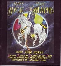 paso fino horse world magazine
