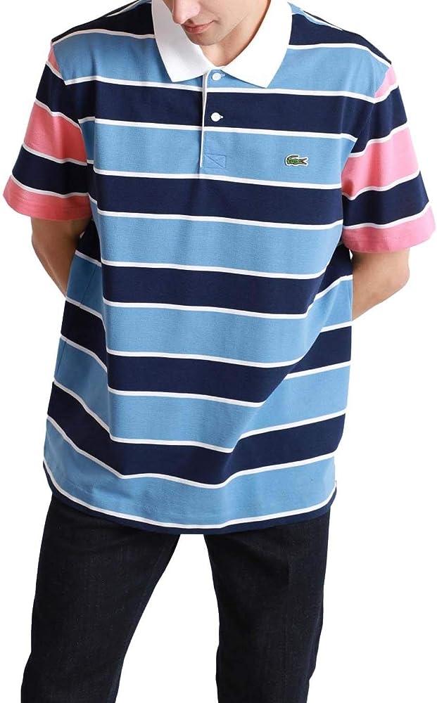 Lacoste polo,maglietta per uomo maniche corte,100% cotone YH98611